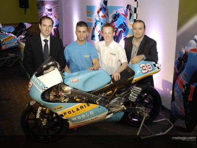 Polaris World host 2008 official launch in London
