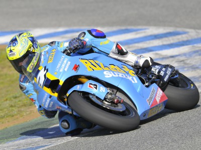 Suzuki using Qatar test to further GSV-R development