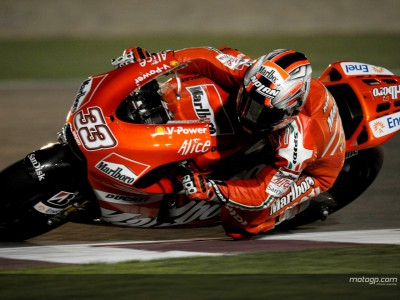 First impressions from Ducati pair under Losail lights