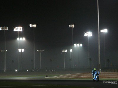 Testing continues on second night in Qatar