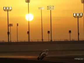 Historic Qatar night test ends with late Lorenzo hot lap