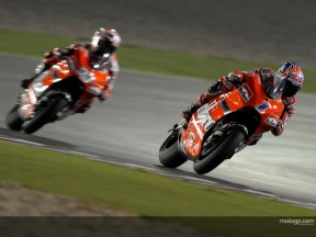 Stoner wraps up early after repeating good race pace