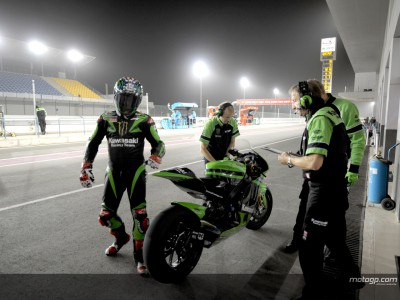 Kawasaki confident of overcoming Qatar temperature difficulties