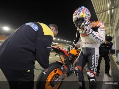 Weber assesses Michelin challenge ahead of Qatar season-opener