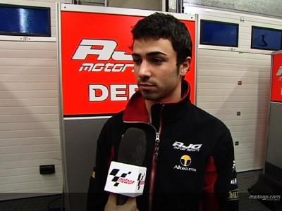 Di Meglio y Smith finalizan el Test en Losail como los más rápidos de 125cc