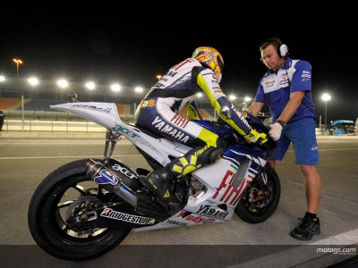 Rossi ready for new challenge of 2008 season