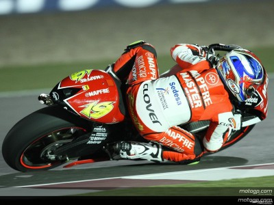 Bautista shines in first 250cc practice at Losail