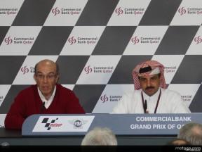 Qatar acogerá un GP de MotoGP hasta 2016