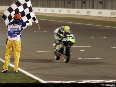 `Aspar´comenta la actuación de sus tres pilotos en Qatar