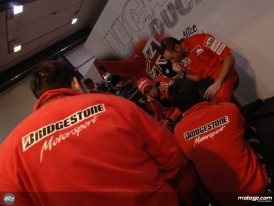 Bridgestone aim to learn key Losail lessons