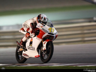 Stefan Bradl reviews Qatar podium strategy