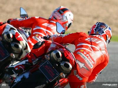 Stoner genießt stressfreie Demo-Runden in Jerez