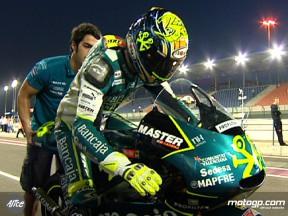 Gadea reveals Qatar doubts on road to Jerez
