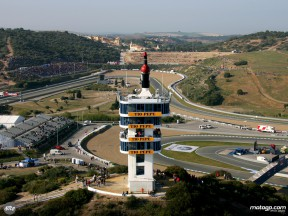 Jerez gets ready to rumble