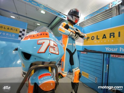 250cc contenders prepare for Spanish duel