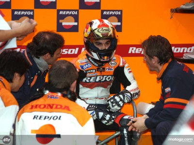 Pedrosa close to 100% fitness for Jerez