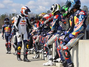 Solis quickest on day one of latest Red Bull AMA U.S. Rookies Cup test