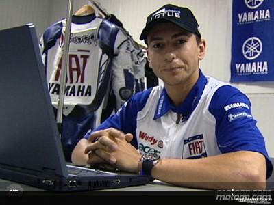 Lorenzo desvela los secretos de la pista de Jerez