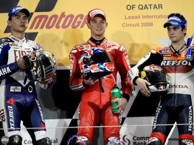 In Qatar il podio più giovane di sempre in MotoGP