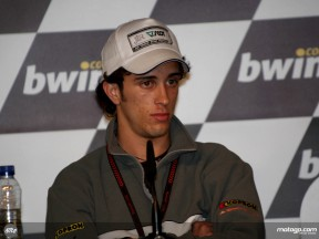 Podium finishes are the goal for Dovizioso