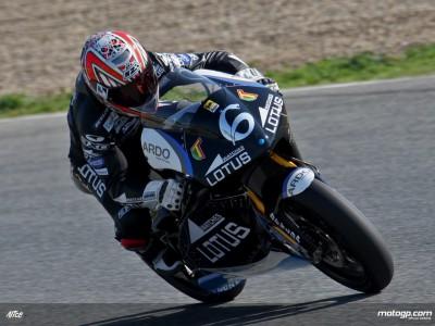 Debon em bom plano na primeira sessão das 250cc em Espanha