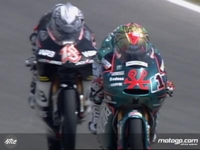 Nico Terol in testa dopo le prime due sessioni del Gran Premio bwin.com di Spagna