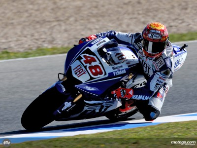 Tre Yamaha nelle prime tre posizioni a Jerez
