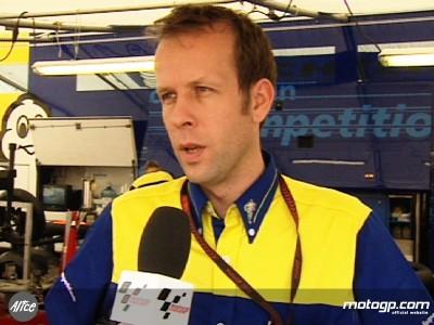 Weber sulla scelta dei test a Jerez
