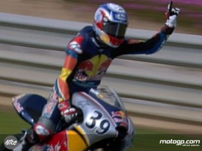 Salom wins first Red Bull MotoGP Rookies Cup round
