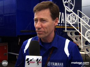 Jarvis pleased by Yamaha progress