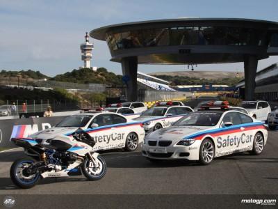 BMW M Power ten year partnership with MotoGP strengthens