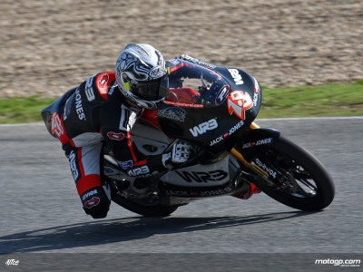 Terol returns to top in 125cc warmup