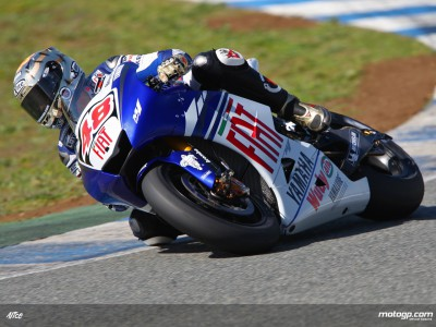 Lorenzo continues hot run of form in MotoGP warmup