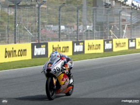 Salom earns double Red Bull MotoGP Rookies win