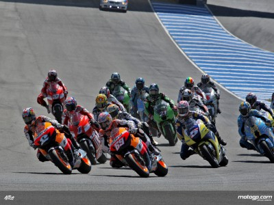Jerez motogp.com race analysis