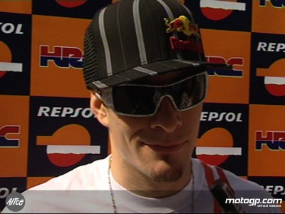 Hayden ambivalent about Jerez fourth place