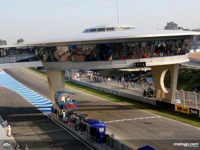 La acción  del MotoGP continúa con un test en Jerez