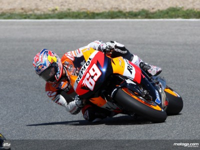 Hayden wraps up Jerez test on top