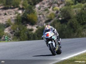 Dovizioso non brilla a Jerez