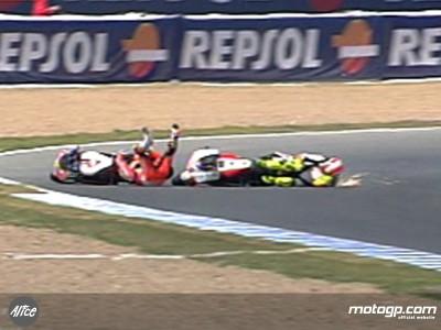 Aspar lamenta el desafortunado fin de semana en Jerez