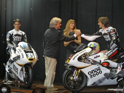 El Onde 2000 KTM se presentó oficialmente en Madrid