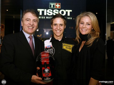 Luthi announced as Tissot ambassador