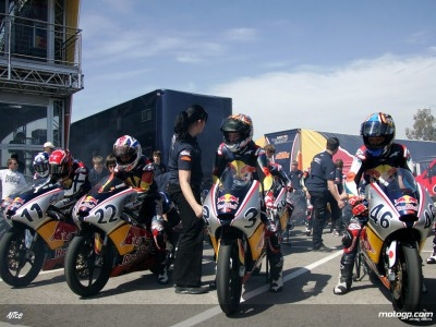 La Red Bull MotoGP Cup torna di scena ad Estoril