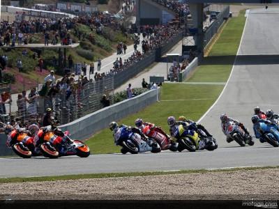MotoGP racing numbers for Portugal