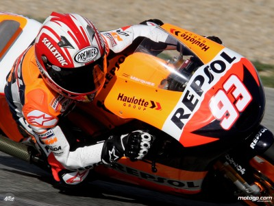 Marquez ready to make belated Grand Prix debut