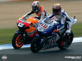 Pedrosa takes practice top spot as clouds clear in Estoril