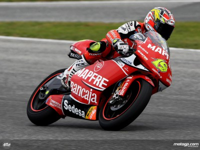 Bautista fastest morning rider in Portugal