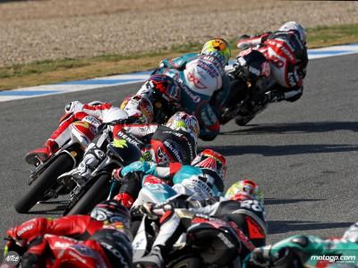 Estoril acoge una nueva batalla en los 125cc