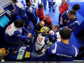MotoGP front row look to heaven after Saturday qualifying
