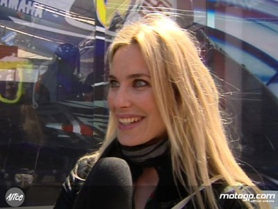 Romero turns heads in Estoril paddock